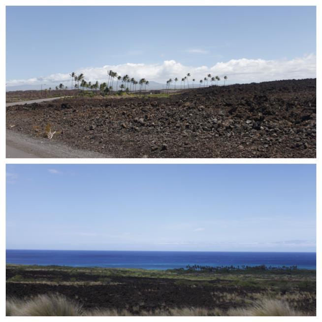Lungo le strade hawaiiane