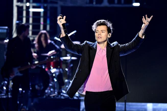 Harry Styles in concerto