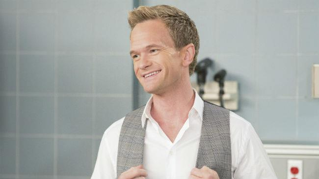 Neil Patrick Harris, star della serie TV How I Met Your Mother, ha due gemelli