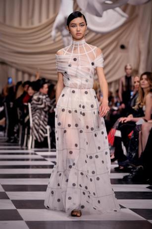 91ef710bef Dior Haute Couture: la collezione Primavera/Estate 2018