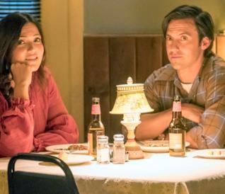 Jack e Rebecca in un'immagine da This Is Us
