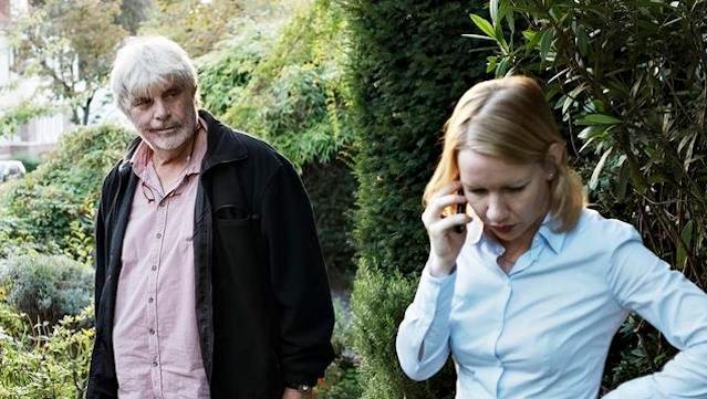 Una scena padre-figlia in Vi presento Toni Erdmann