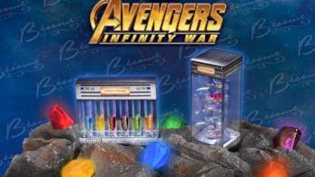 I kit di ombretti e lip gloss ispirati a Infinity War di Bésame Cosmetics