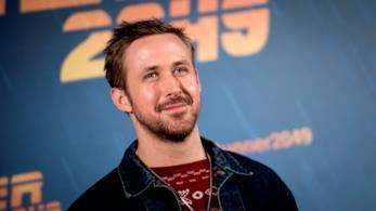 Primo piano di Ryan Gosling