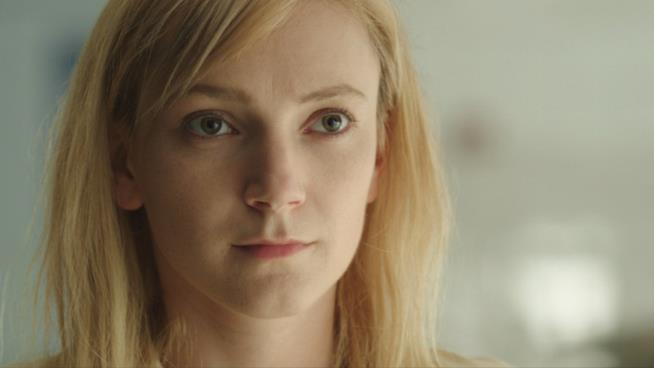 Alexandra Borbély in Corpo e anima
