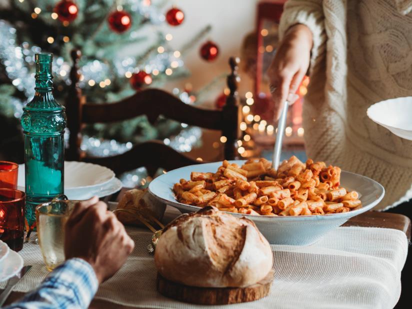 Un pranzo di Natale