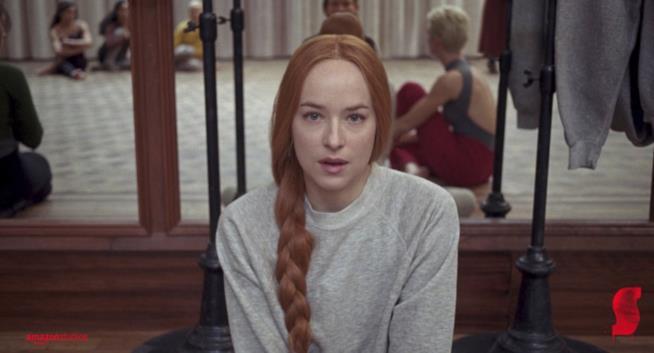 Dakota Johnson in Suspiria