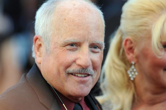 Richard Dreyfuss alla prima del film Nebraska