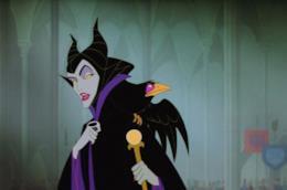 La strega malefica