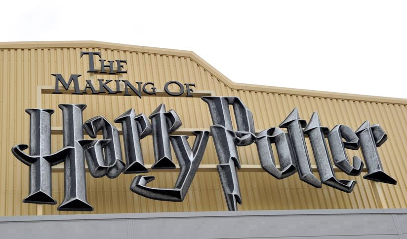The Making of harry Potter Londra