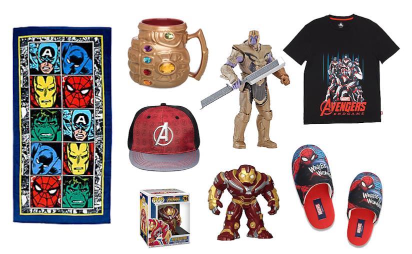4b6991a6c67a41 Avengers Endgame: Abbigliamento, Gadget, Lego e Funko Pop!