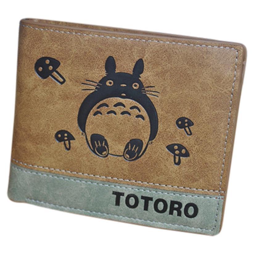 Il portafogli personalizzato con Totoro