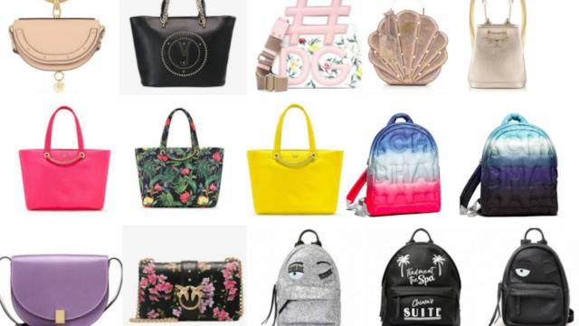 03cc9b459ce9 Borse moda primavera estate 2018  i modelli must