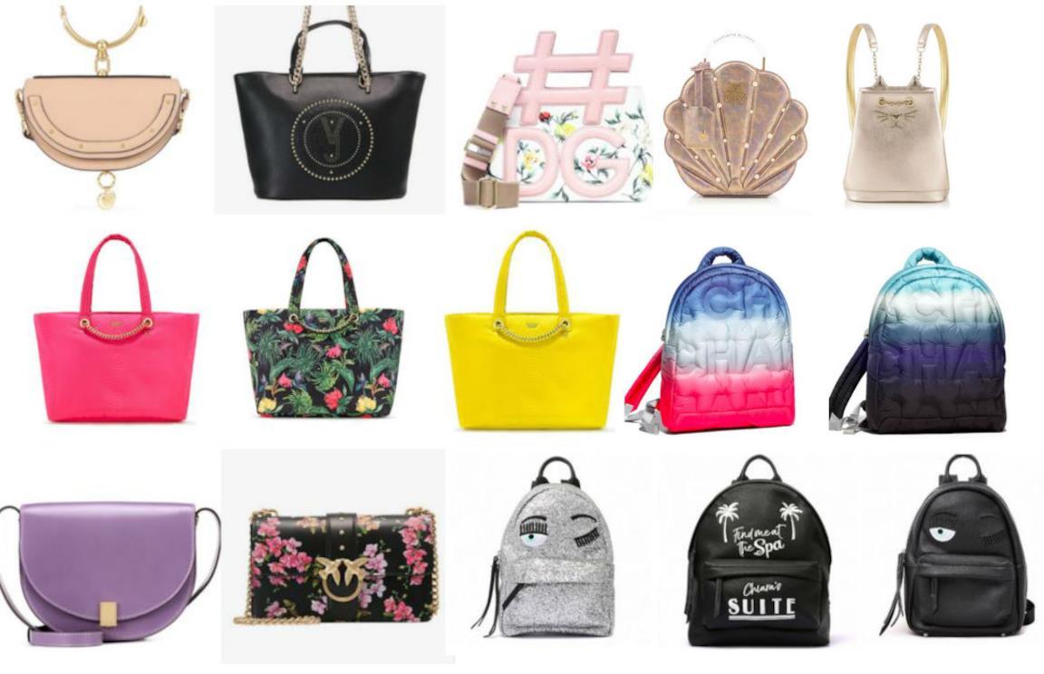 07f548d53a Borse moda primavera estate 2018: i modelli must