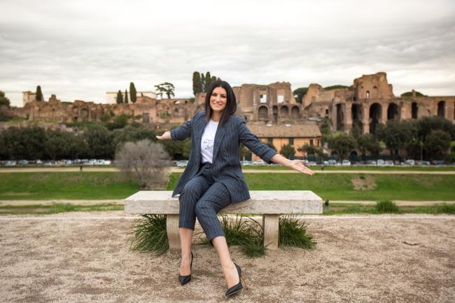 Laura Pausini al Circo Massimo per Fatti sentire