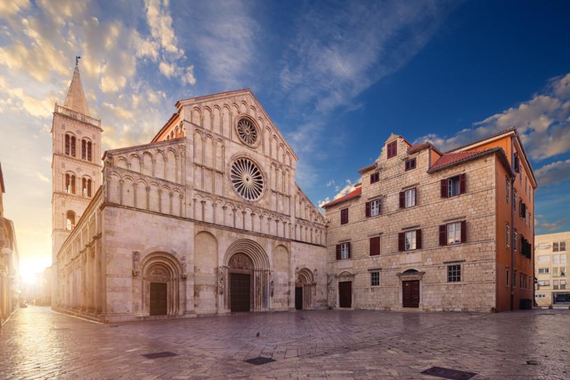 Sant'Anastasia a Zadar