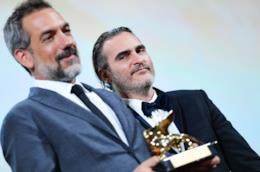 I vincitori di Joker, Todd Phillips e Joaquin Phoenix