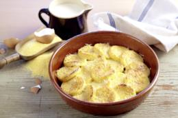 Gnocchi di semolino al forno con parmigiano