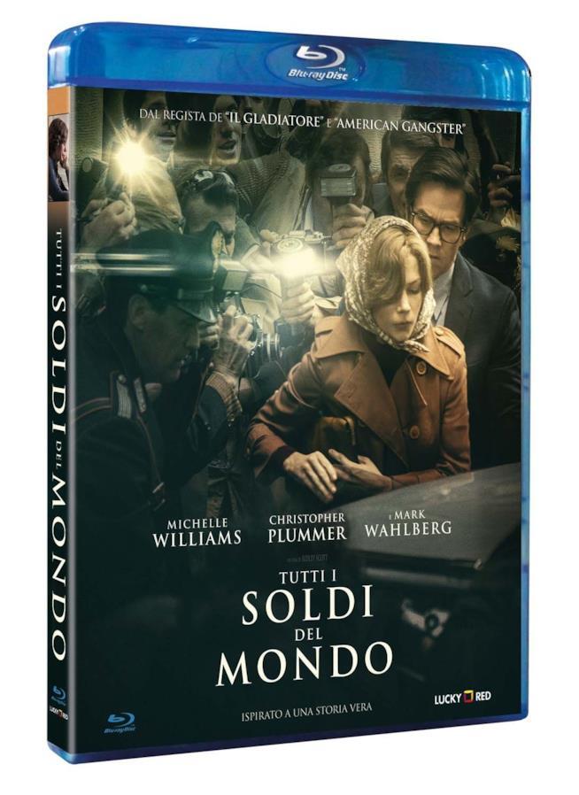 Tutti i soldi del mondo in Blu-Ray