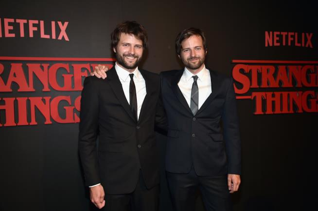 Matt e Ross Duffer