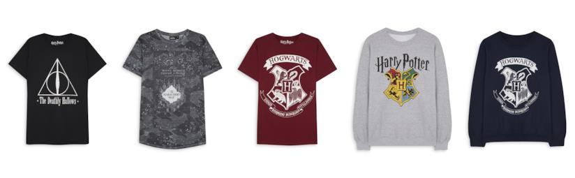 Felpe e T Shirt da uomo di Primark a tema Harry potter