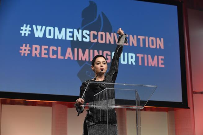 Rose McGowan e la battaglia per le donne