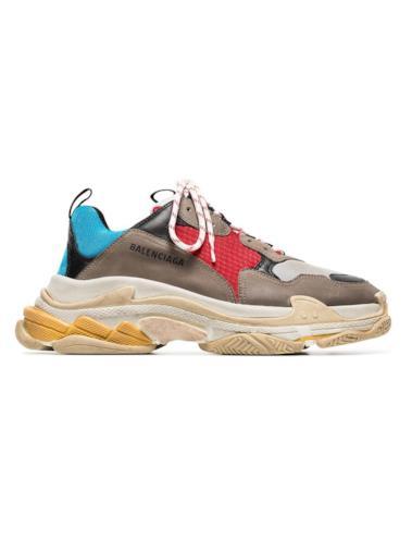 Sneakers Triple S - Uomo - Color block