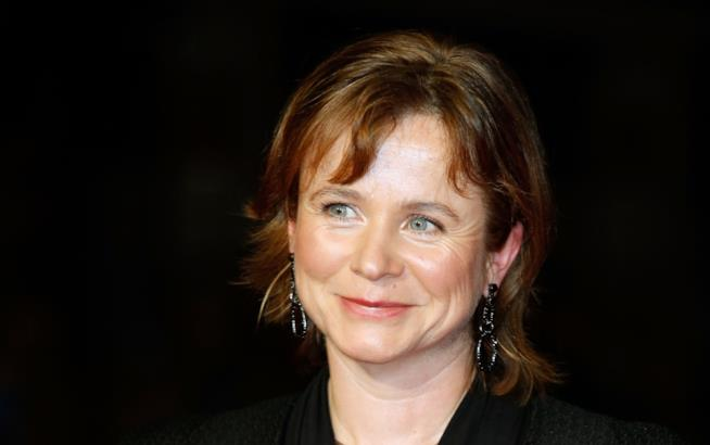 Emily Watson in primo piano