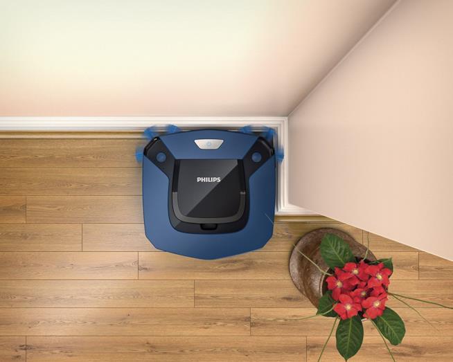 Robot aspirapolvere Philips FC8792/01 SmartPro Easy