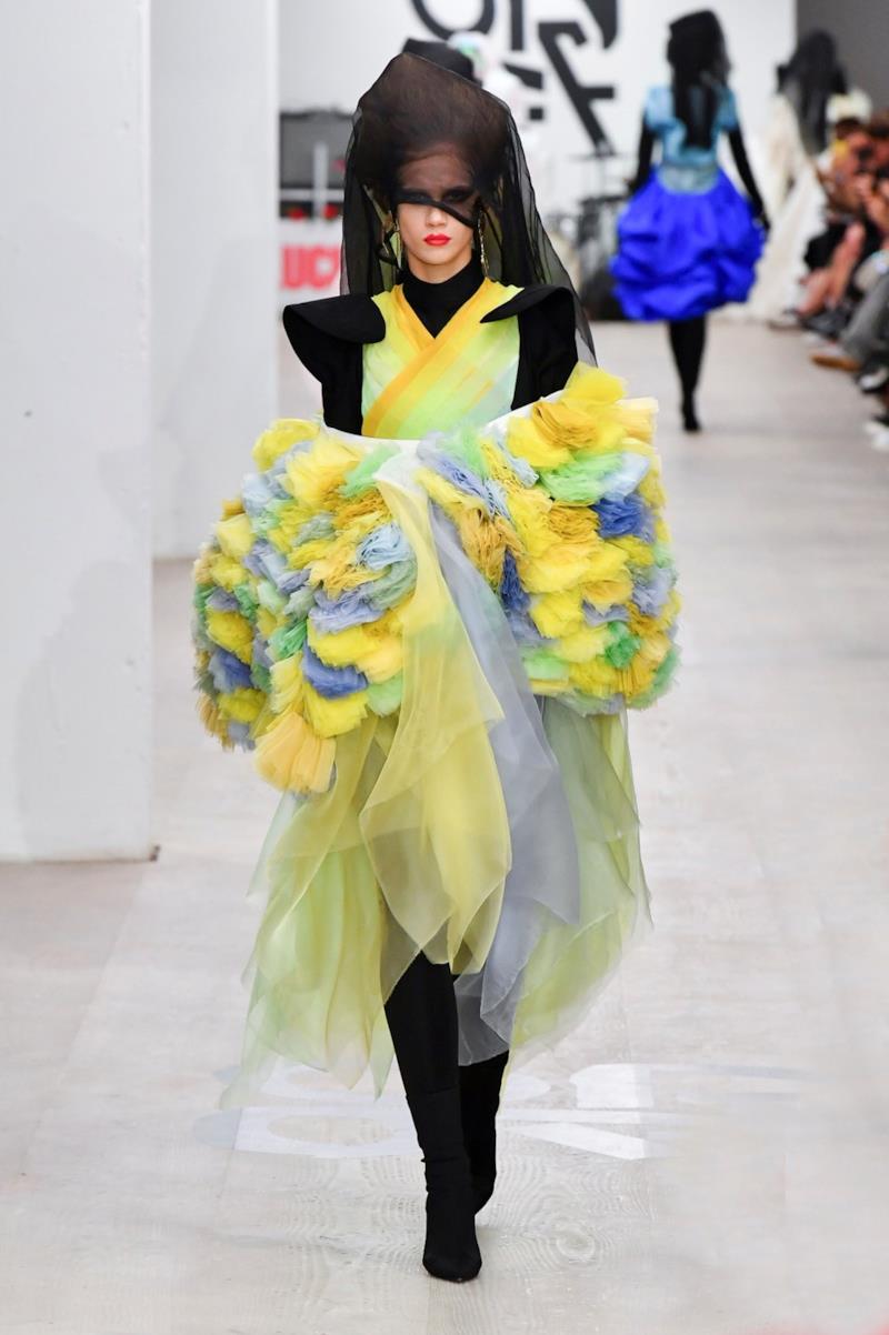 Sfilata ON-OFF PRESENTS Collezione Donna Primavera Estate 2020 Londra - CSC_1291