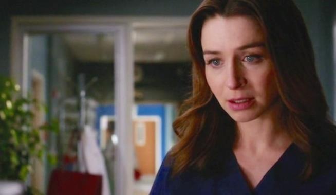 La scoperta shock di Amelia in Grey's Anatomy 14x02