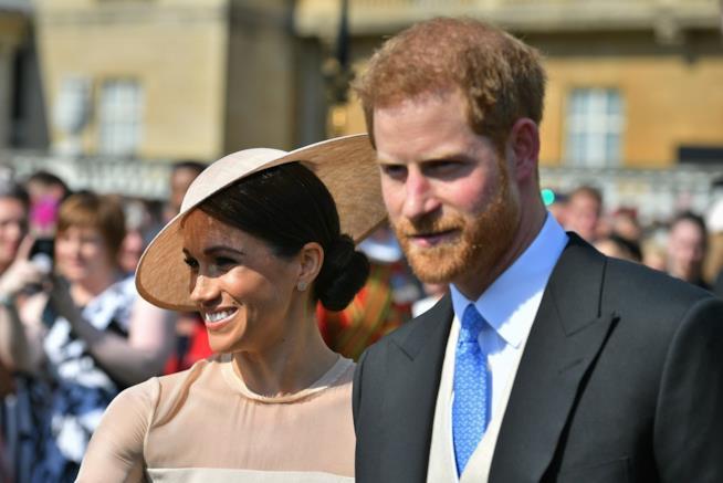 Meghan Markle e Harry d'Inghilterra
