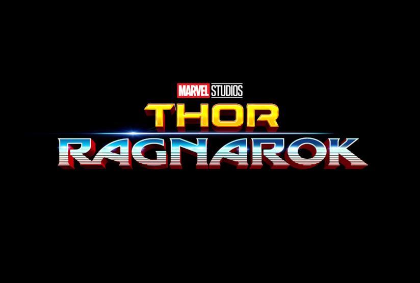 Il logo di Thor: Ragnarok