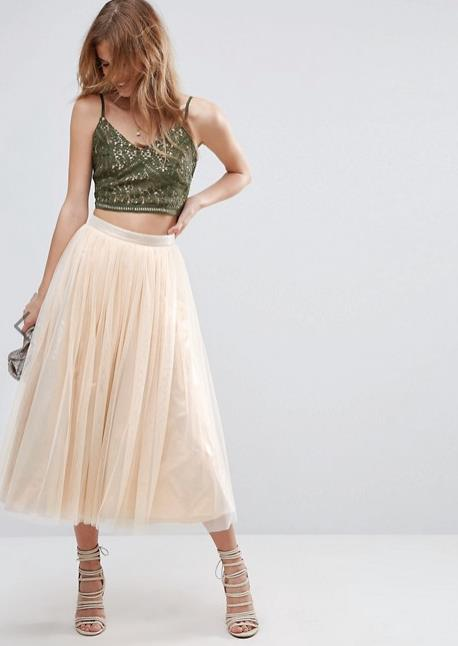 Una gonna in tulle Asos