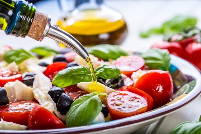 Dieta ricca di verdure