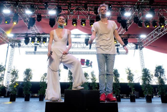 Coachella 2017: i Sofi Tukker