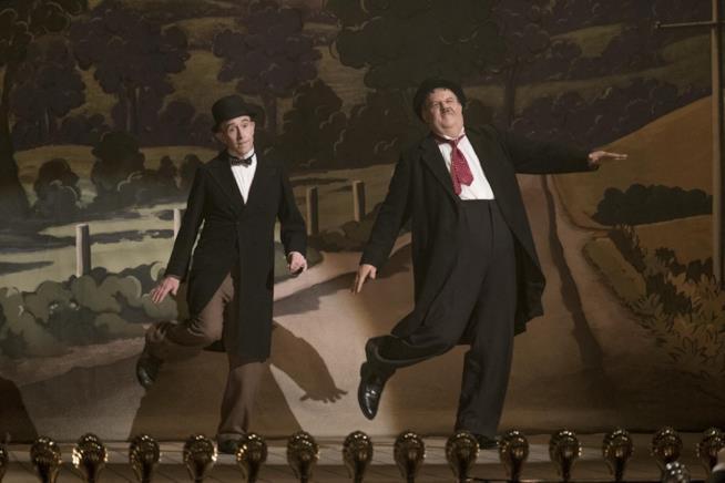 Steve Coogan e John C. Reilly sono due magnifici Stanlio & Ollio nell'omonimo film in uscita il 1 maggio