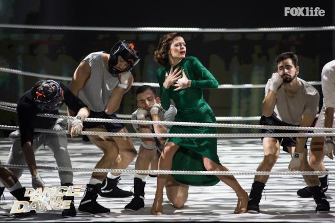 Silvia Provvedi a Dance Dance Dance 2