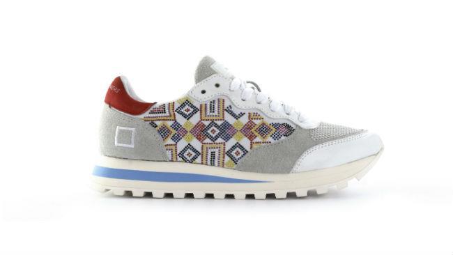 D.A.T.E. propone per l'estate le sneakers Boston