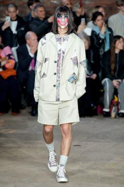 Sfilata PARIA FARZANEH Collezione Uomo Primavera Estate 2020 Londra - _ALE0284