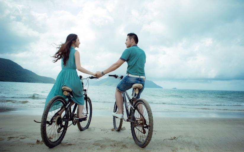 Ciclismo in coppia