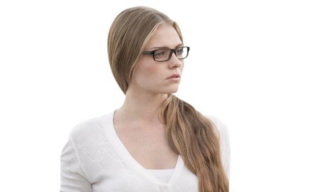 Donna con livelli alti di cortisolo