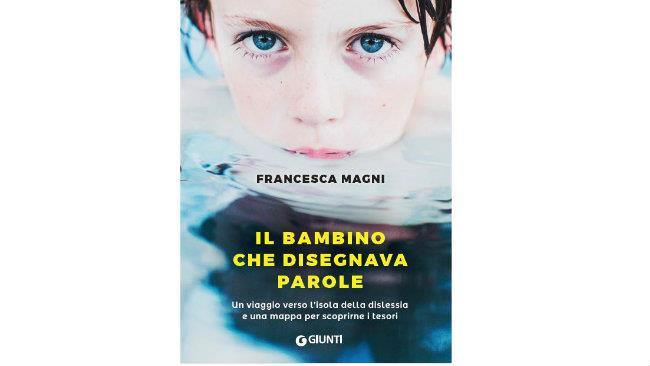 Il bambino che disegnava le parole di Francesca Magni