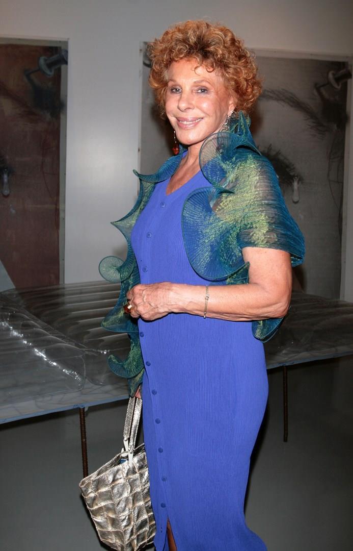 Una foto di Ornella Vanoni nel 2007