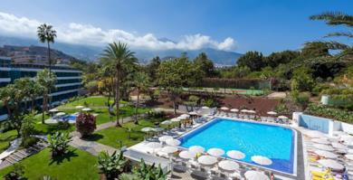 Hotel Taoro Garden 4*