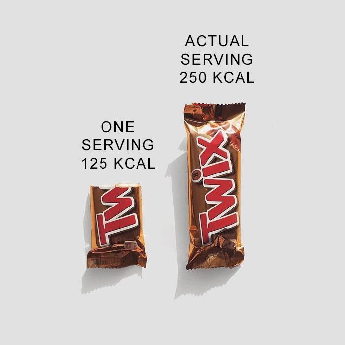 Lo snack twix