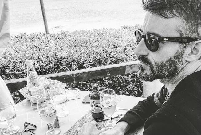 Max Biaggi su Instagram