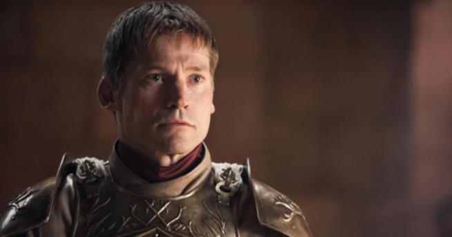 Jaime Lannister con i capelli corti