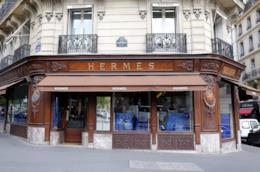 Hermès store