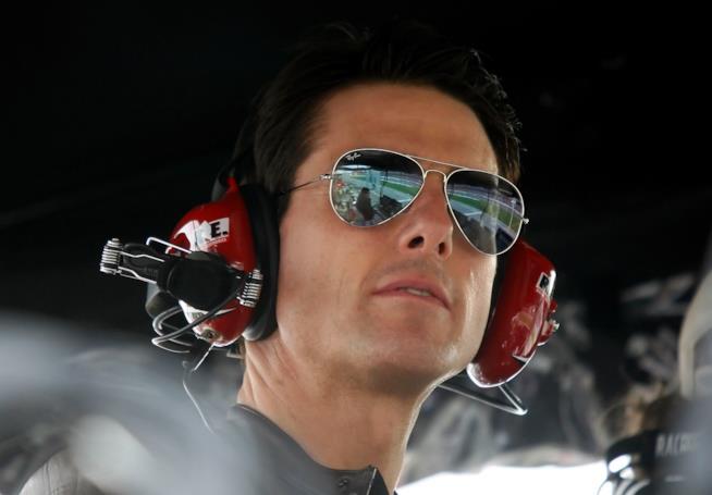 Tom Cruise a Daytona